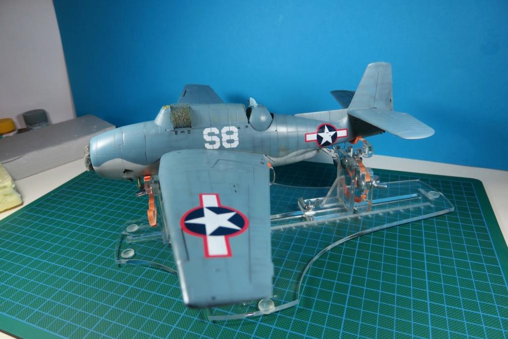 TBF1-C Avenger HobbyBoss 1/48 - Training Squadron 1943 - Page 9 Img_1036