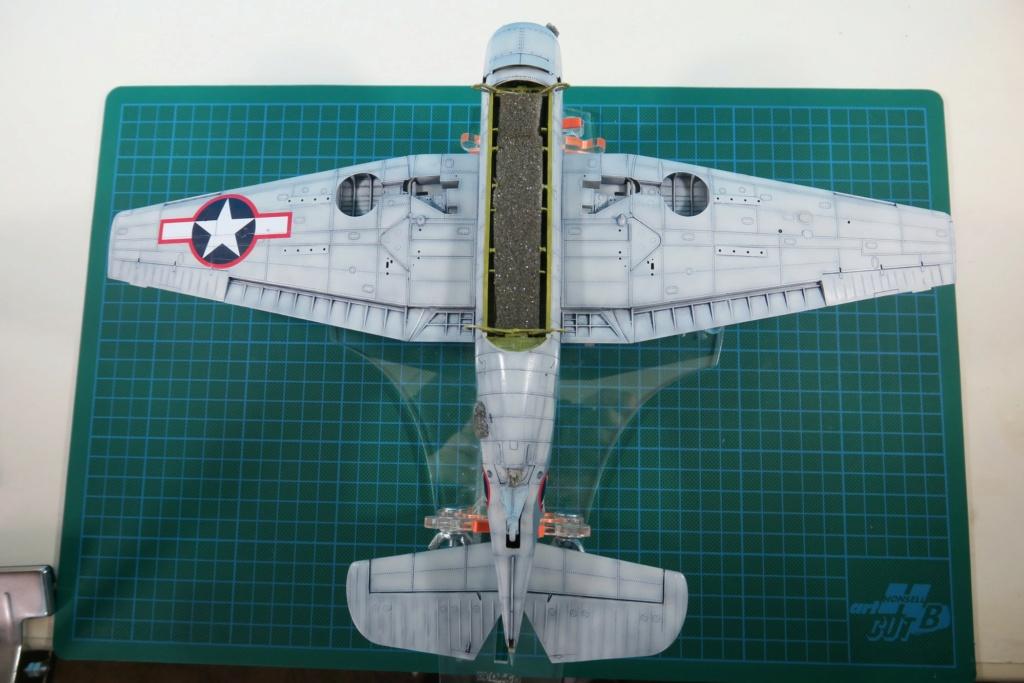 TBF1-C Avenger HobbyBoss 1/48 - Training Squadron 1943 - Page 9 Img_1053