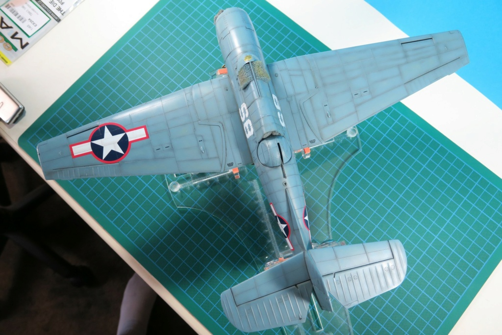 TBF1-C Avenger HobbyBoss 1/48 - Training Squadron 1943 - Page 10 Img_1115