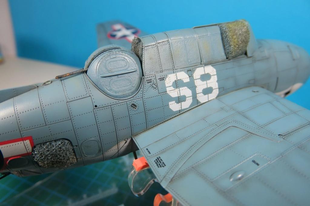 TBF1-C Avenger HobbyBoss 1/48 - Training Squadron 1943 - Page 10 Img_1117