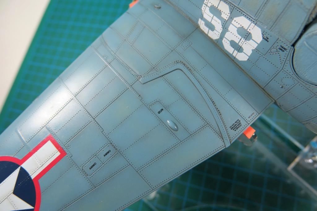 TBF1-C Avenger HobbyBoss 1/48 - Training Squadron 1943 - Page 10 Img_1118