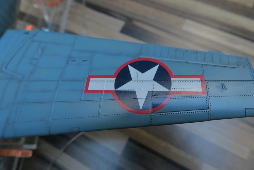TBF1-C Avenger HobbyBoss 1/48 - Training Squadron 1943 - Page 10 Img_1119
