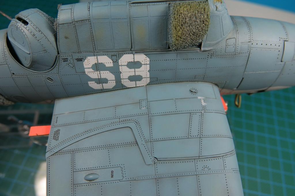 TBF1-C Avenger HobbyBoss 1/48 - Training Squadron 1943 - Page 10 Img_1123