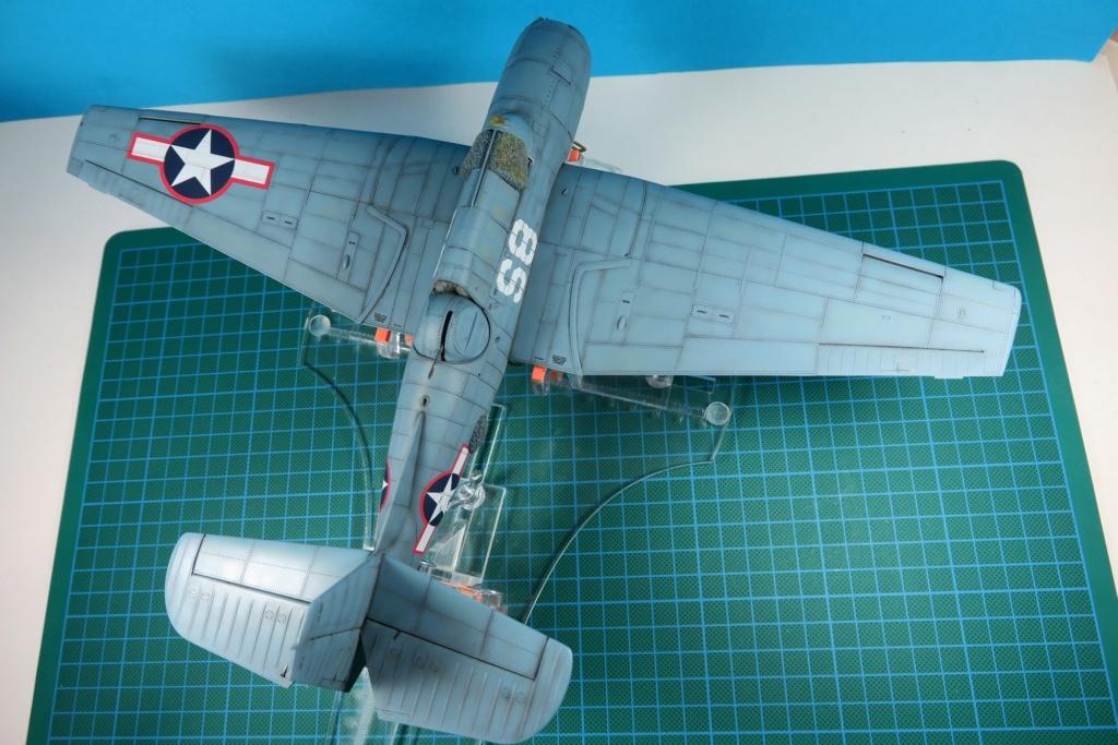 TBF1-C Avenger HobbyBoss 1/48 - Training Squadron 1943 - Page 10 Img_1124