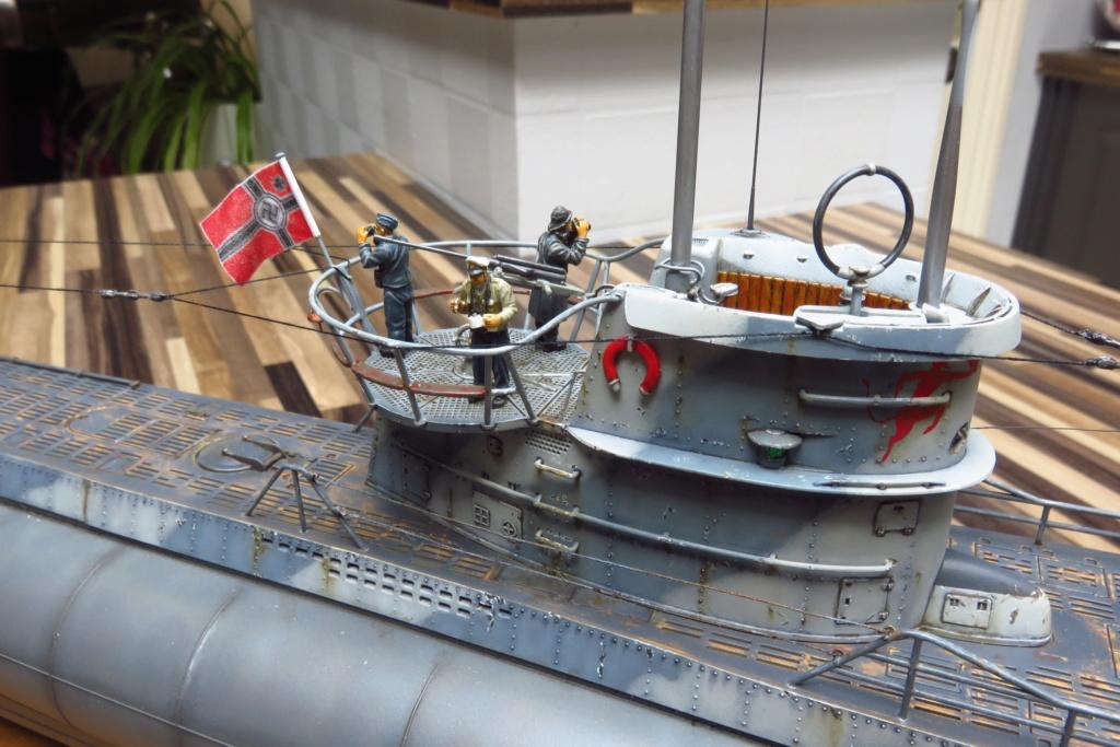 U Boat type VII C REVELL 1/72 Img_2511