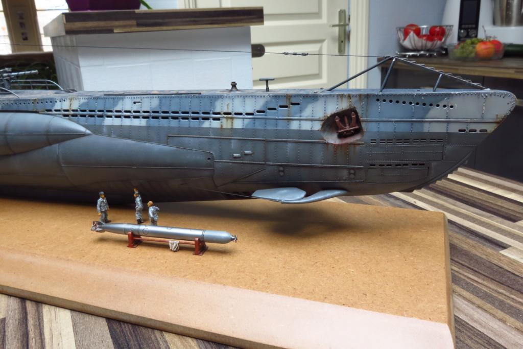U Boat type VII C REVELL 1/72 Img_2512