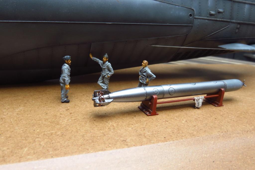U Boat type VII C REVELL 1/72 Img_2513