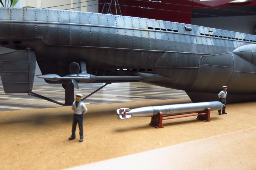 U Boat type VII C REVELL 1/72 Img_2610