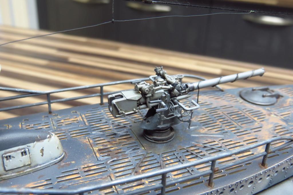 U Boat type VII C REVELL 1/72 Img_2613
