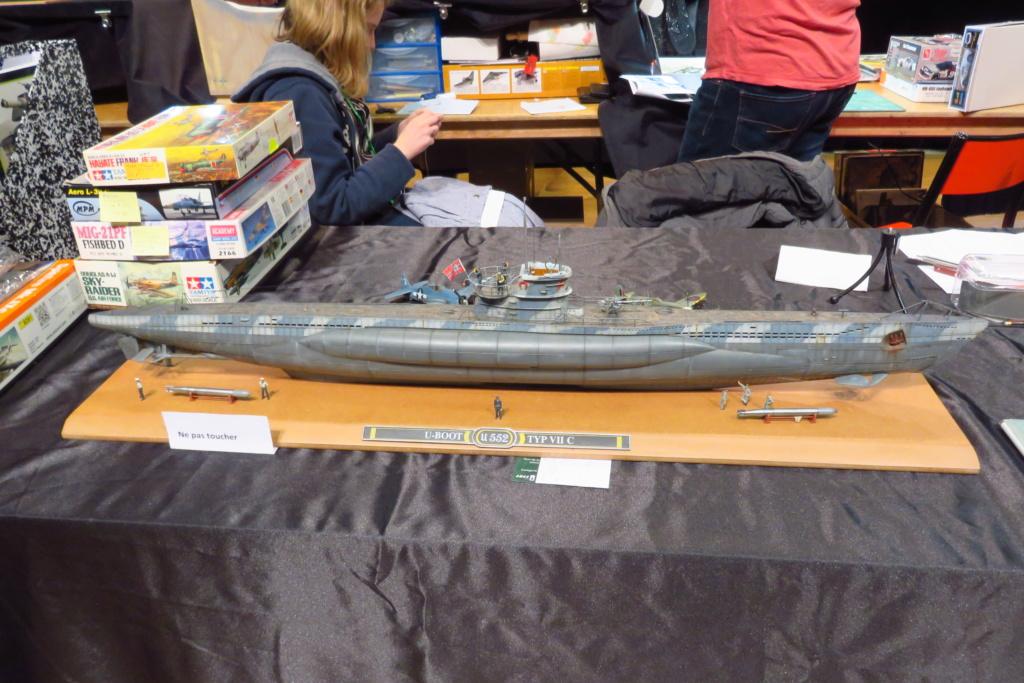 U Boat type VII C REVELL 1/72 Img_3710
