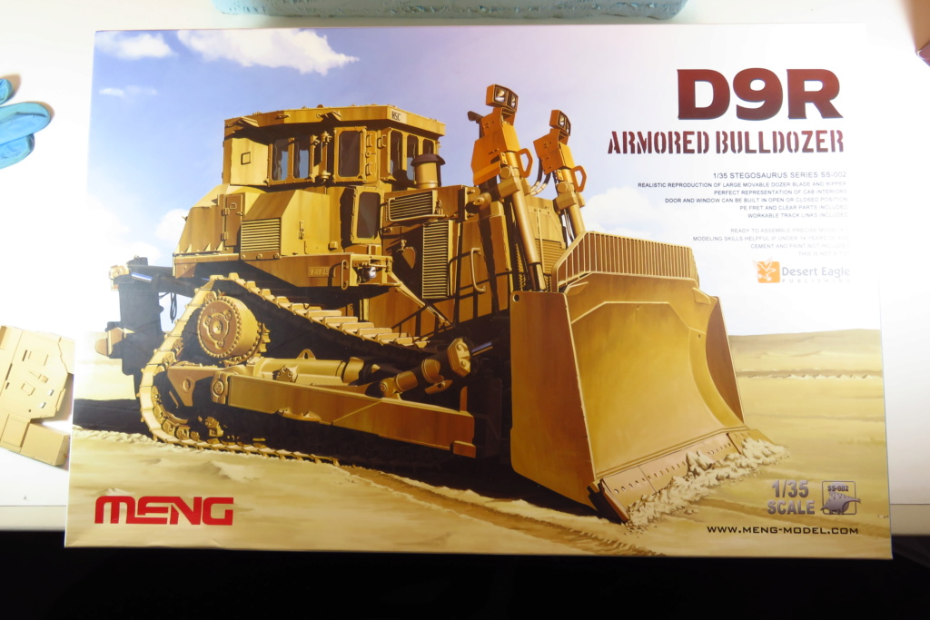 D9 R Bulldozer Img_3810
