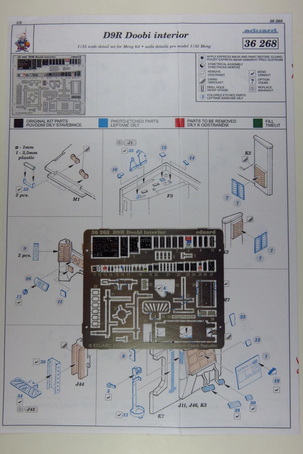 D9 R Bulldozer Meng au 1/35è Img_3812