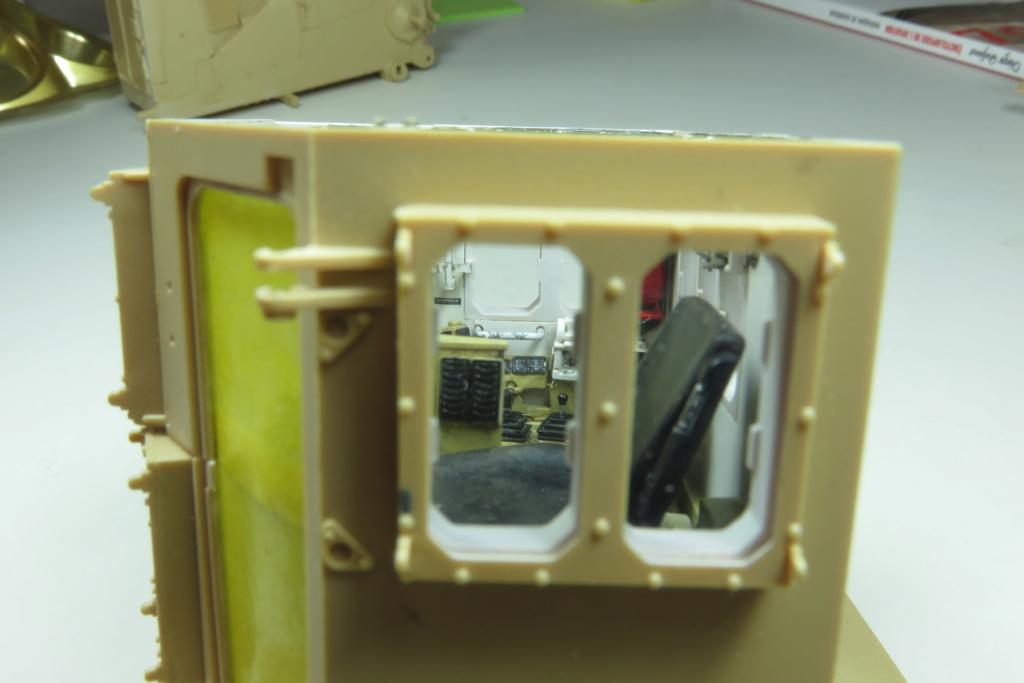 D9 R Bulldozer Meng au 1/35è Img_4421