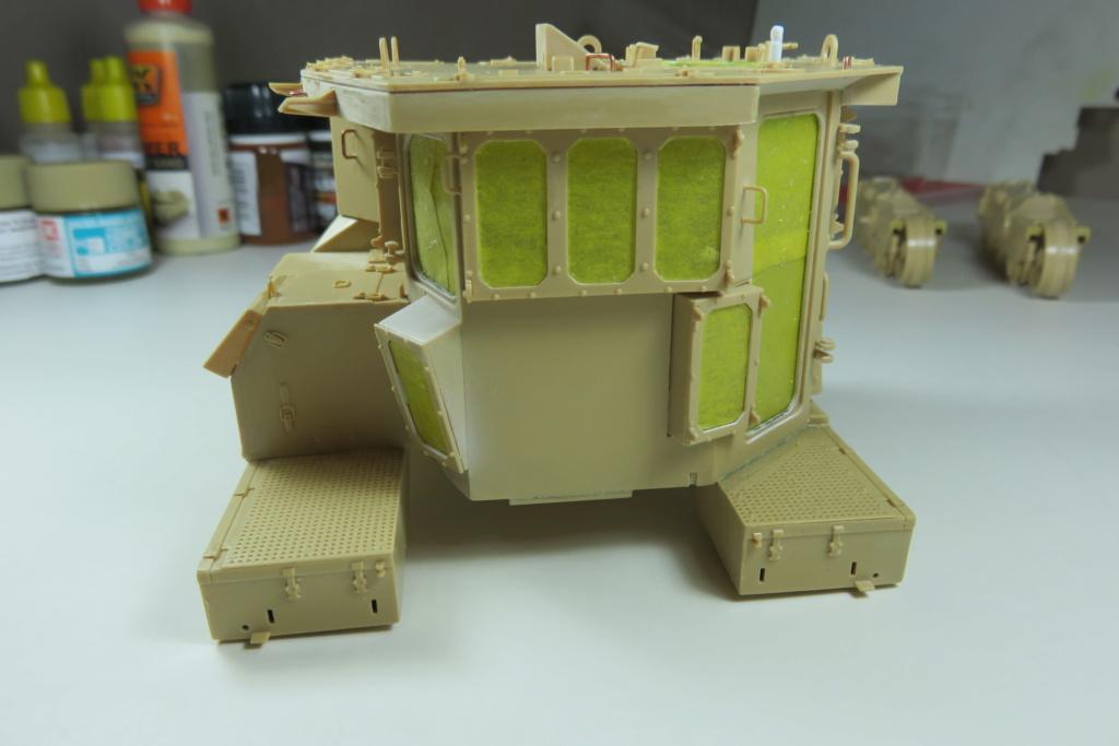 D9 R Bulldozer Meng au 1/35è Img_4514