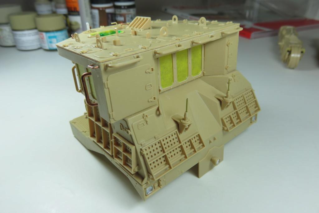 D9 R Bulldozer Meng au 1/35è Img_4516
