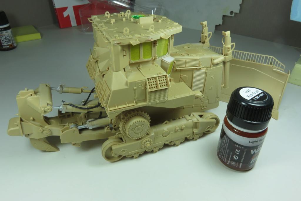D9 R Bulldozer Meng au 1/35è Img_4624