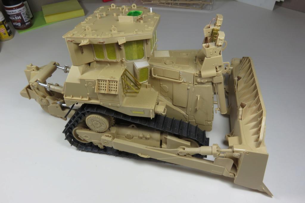 D9 R Bulldozer Meng au 1/35è Img_4629