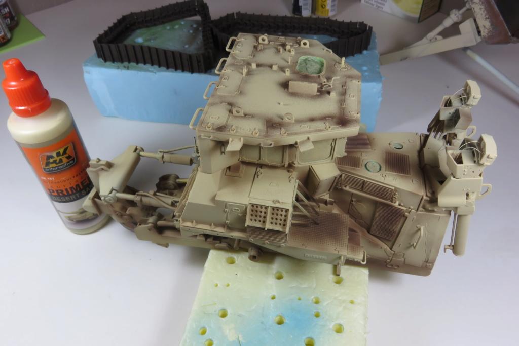 D9 R Bulldozer Meng au 1/35è - Page 2 Img_4721