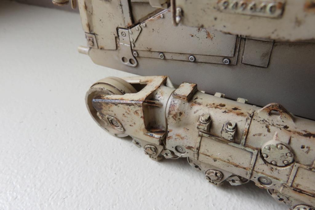 D9 R Bulldozer Meng au 1/35è - Page 3 Img_4746