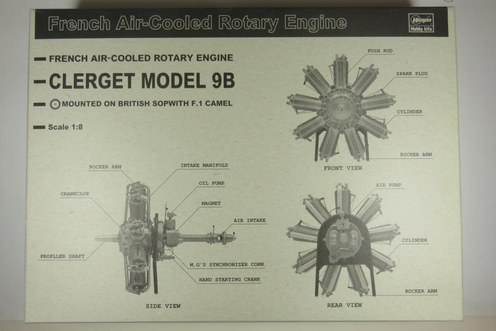 Moteur Clerget Model 9b - Hasegawa 1/8 Img_4754