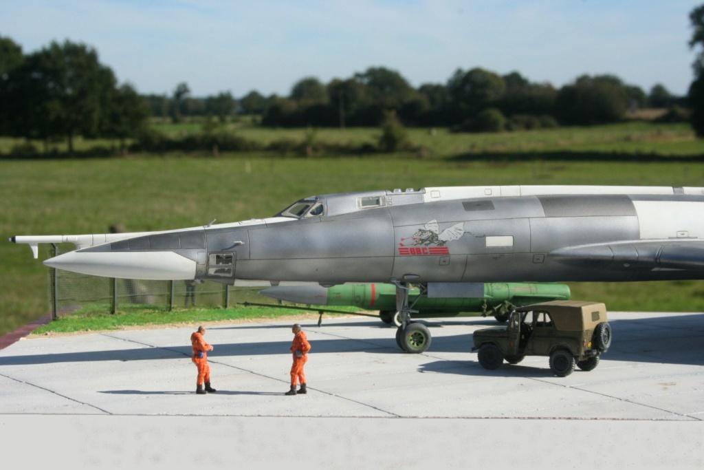 TU-22KD Blinder - 1/72è Modelsvit - C'est grand ! Tu110
