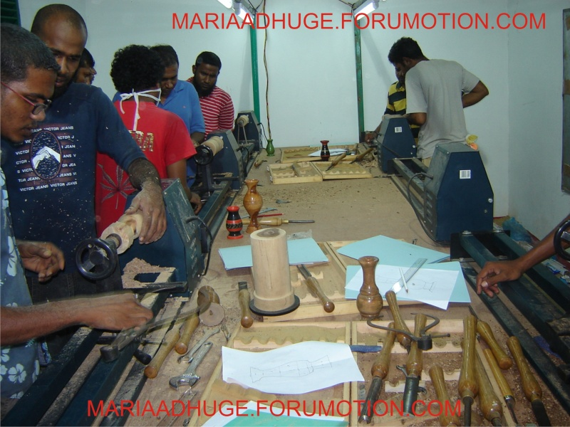 pic of wood turning course Pic410