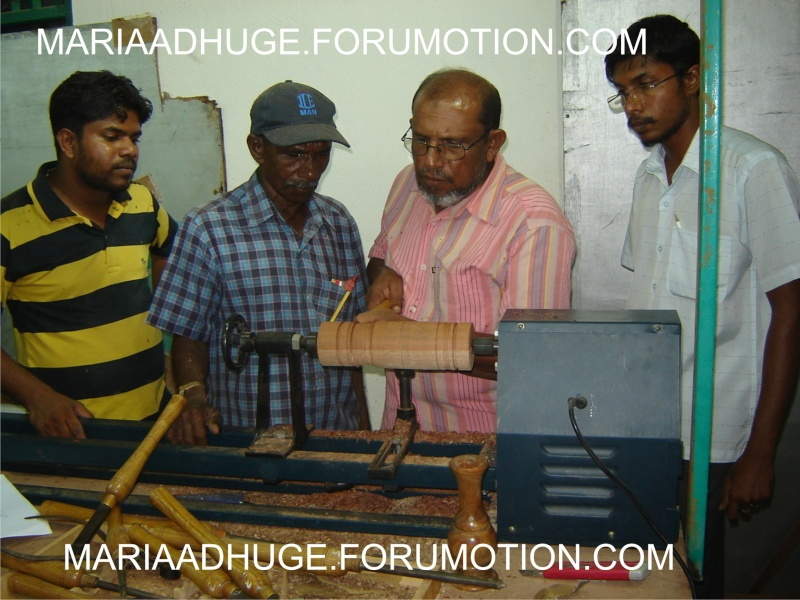 pic of wood turning course Pic510