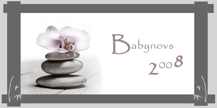Les Babynovs\'2008
