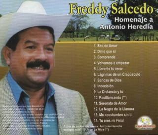 Freddy Salcedo - Homenaje a Antonio Heredia (NUEVO) - Página 3 Freddy11
