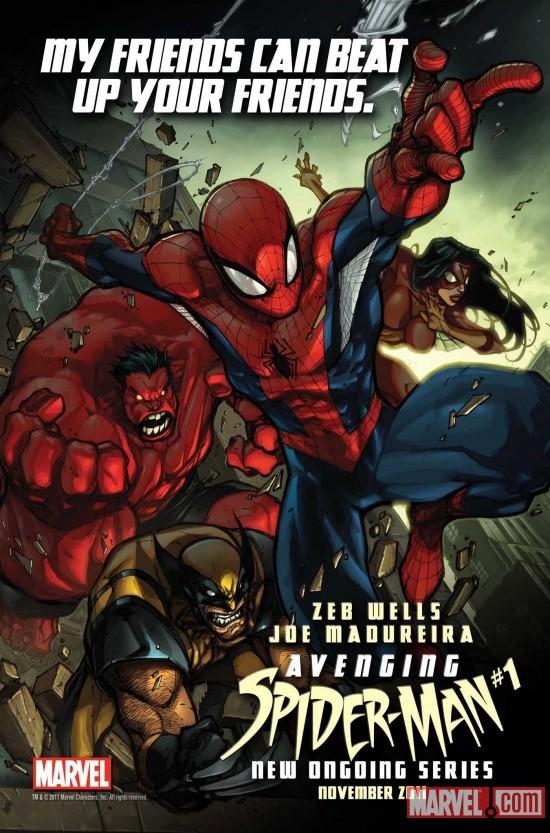 Avenging Spider-Man #1-3 [Nouvelle Série] Phplis10