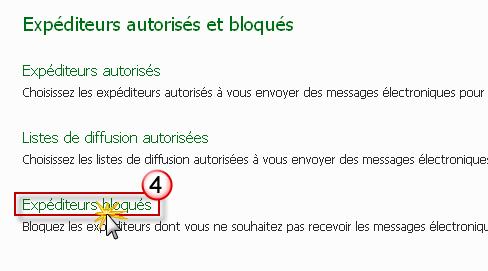 Problème de réception des notification par mail 20-04-15