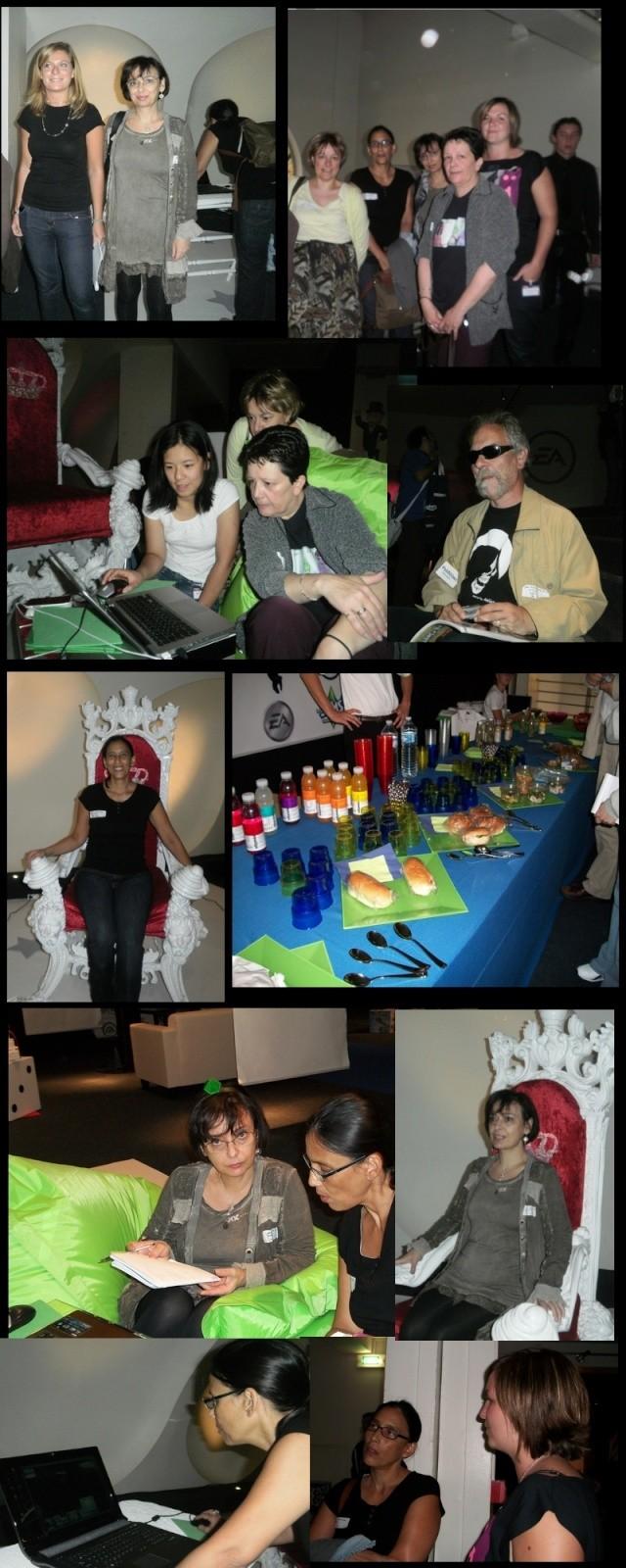 Évènement spécial : Melkior au fanday Sims 3 V.I.P. ! Photos11