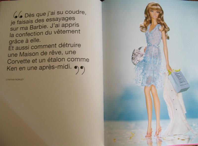 """Superbe livre de photos """"Barbie"""", éd. Assouline Gedc4011"""