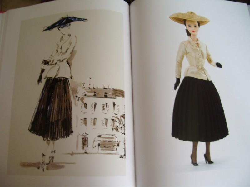 """Superbe livre de photos """"Barbie"""", éd. Assouline Gedc4015"""