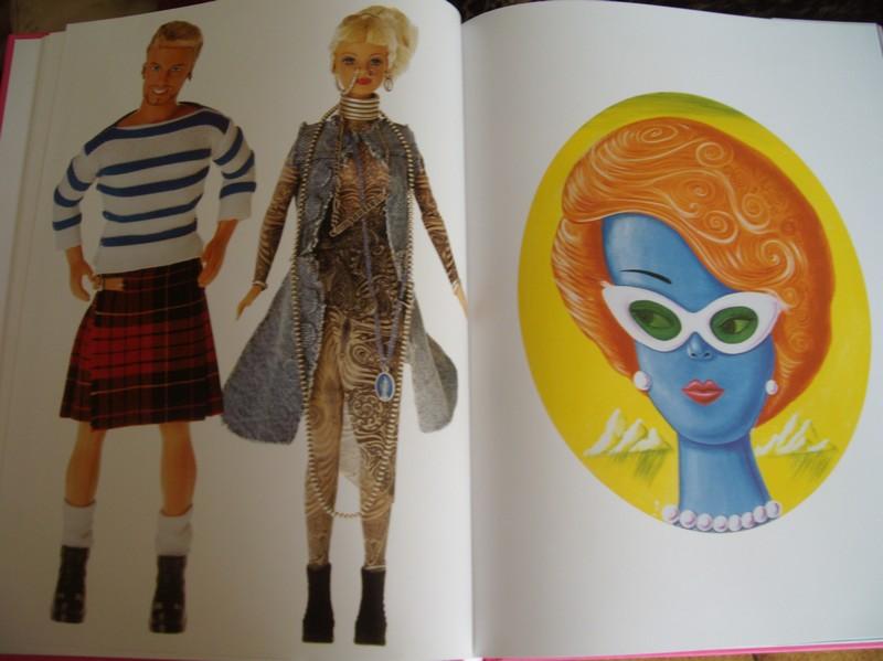 """Superbe livre de photos """"Barbie"""", éd. Assouline Gedc4017"""