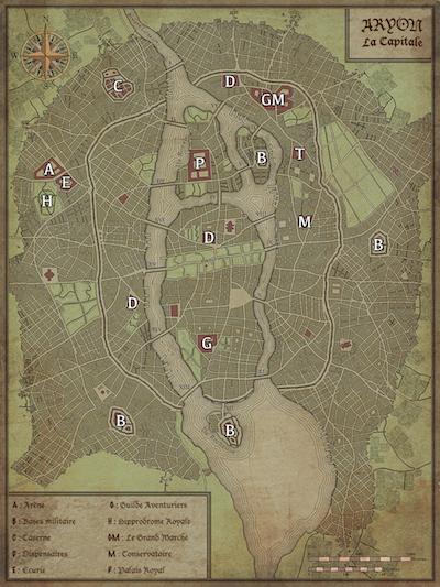 Géographie du royaume Carte_12