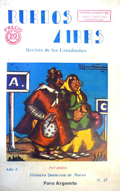 Dibujos Humorísticos de Benjamín Solari Parravicini Bajap111