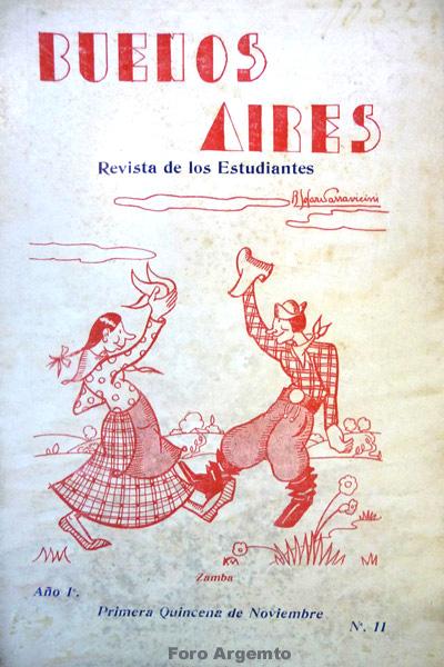 Dibujos Humorísticos de Benjamín Solari Parravicini Bajap122