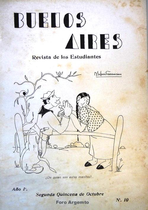 Dibujos Humorísticos de Benjamín Solari Parravicini Bajap123