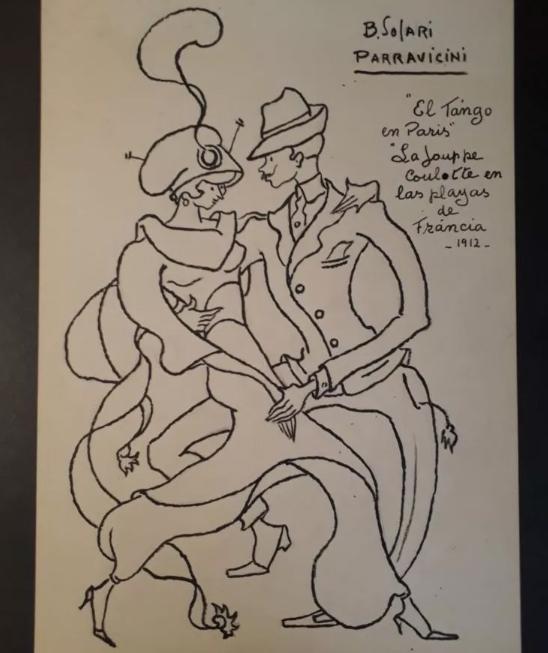 Dibujos a la venta de Parravicini Untitl16