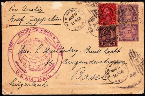 Luftfahrt - Kalendarium Brief_10