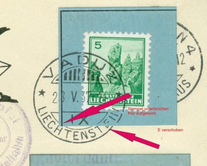 Brieftaubenpost. Schöner Beleg ? Brieft11