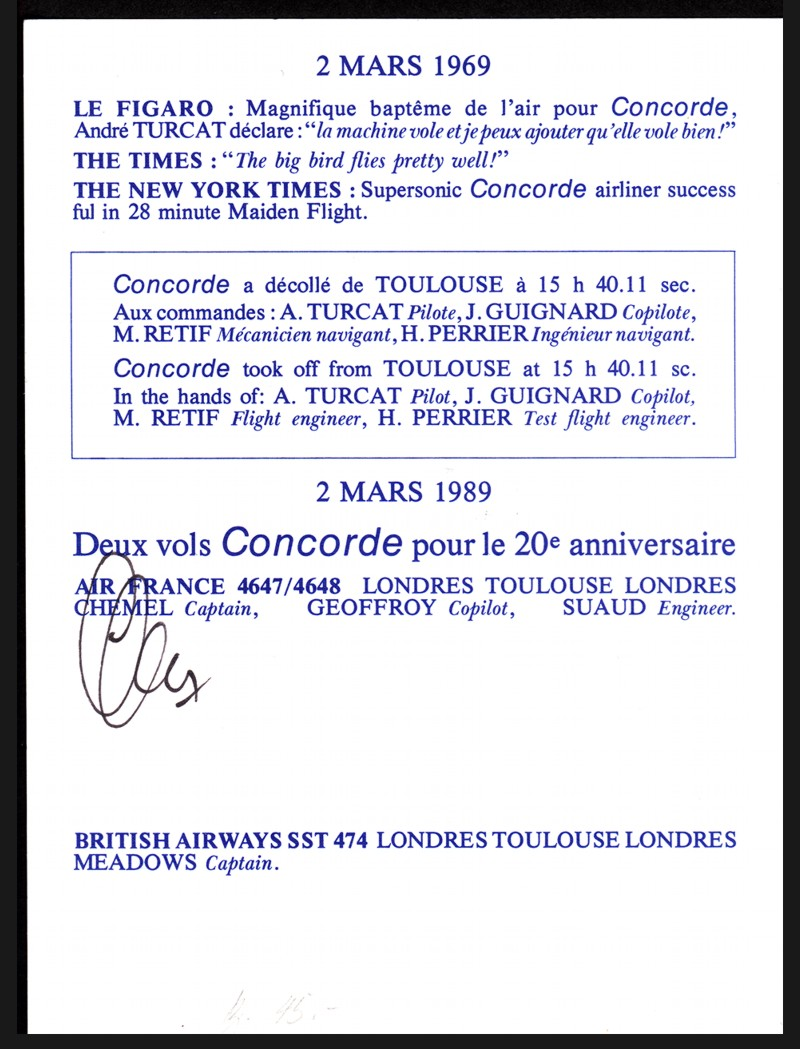Luftfahrt - Kalendarium Con-li10