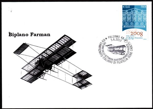 Luftfahrt - Kalendarium Farman10