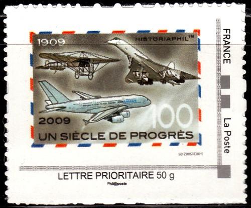 Frankreich Personalisierte-Briefmarke ??? Frankr10