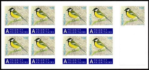 Luftpost Aufkleber (Airmail Sticker) Neu-510