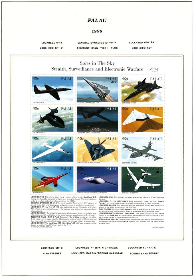 Luftfahrt - Kalendarium Palau_10