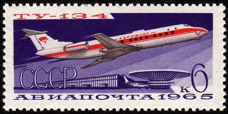 Luftfahrt - Kalendarium Tu-13410