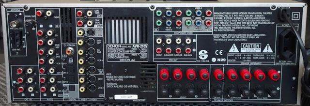 utilizando un receptor A/V para Stereo 30053911