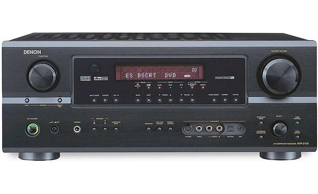 utilizando un receptor A/V para Stereo X033av10